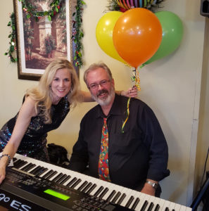 With Brigham Phillips (brigmanmusic.com) - What are you doing New Year's Eve?
