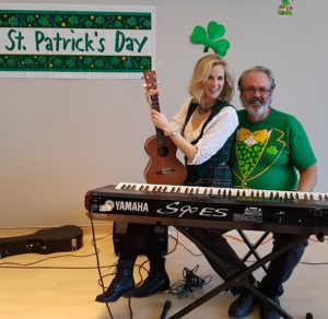 With Brigham Phillips (brigmanmusic.com) - Songs from the Green Velvet Isle (St Patrick's Day)